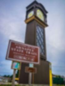World's Tallest Grandfather Clock
