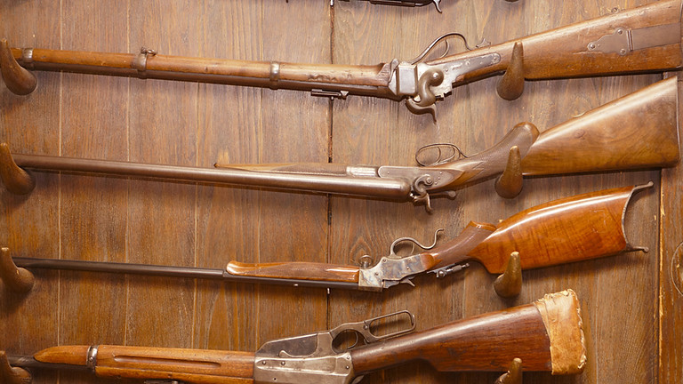Take A Kid Hunting Gun Show