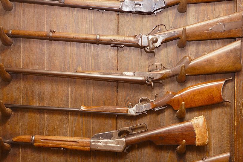 Vintage Shotguns