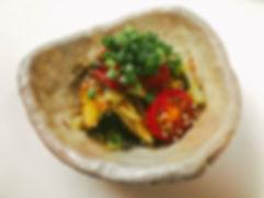 夏野菜の昆布茶和え¥380.jpeg
