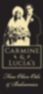 Carmine & Lucia's Fine Olive Oil and Balsamics