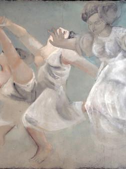 Remina ritrova Tancredi ferito con Picasso