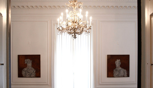 Unconscious mind, solo show at General Consulate of Italy, New York, curated by Emmeotto Gallery