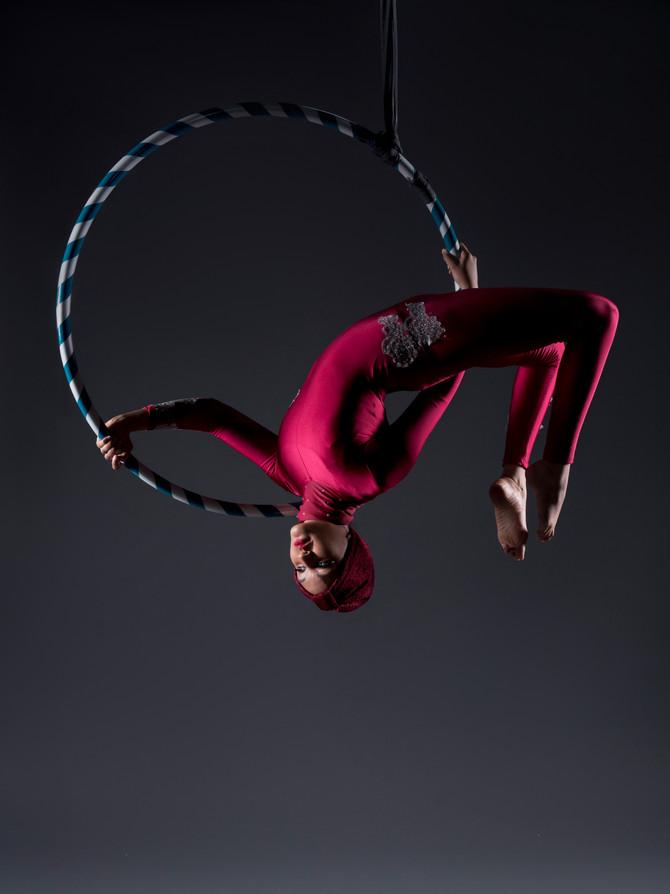 Aerial Fitness Factory Aerial Silks & Hoop Shoot