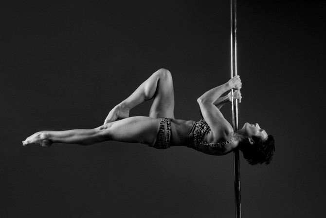 Pole Studio Shoot (First Session)