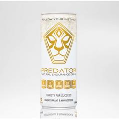 Natural Energy Drink   PREDATOR