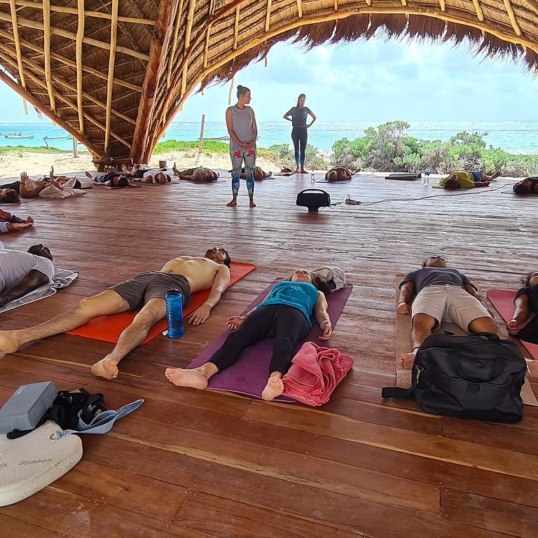 Workshop Tulum - Mexico
