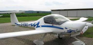 Folienbeschriftung_Sportflugzeug-Luebbec