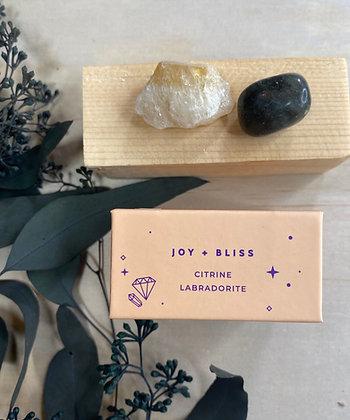 Joy & Bliss Mini Energy Set