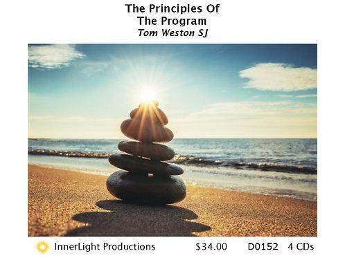The Principles Of  The Program with Fr Tom Weston SJ
