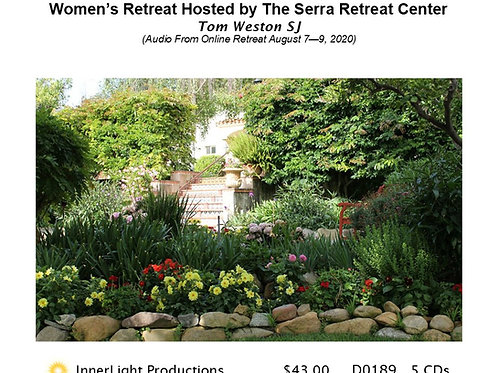 A Women's Retreat hosted by The Serra Retreat Center