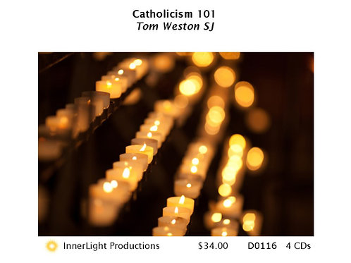 Catholicism 101 with Fr Tom Weston SJ