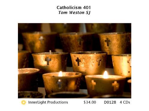 Catholicism 401 with Fr Tom Weston SJ