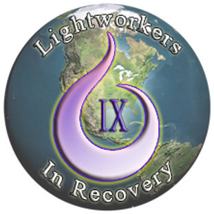 9 Year Sober Lightworkers Recovery Token