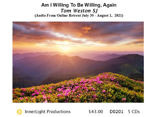 Am I Willing To Be Willing, Again