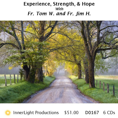 Experience Strength and Hope with Fr Jim H and Fr Tom