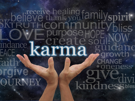 Clearing Karmic Patterns and Dissolving Them2020 Has Brought Me More Insight and Clarity
