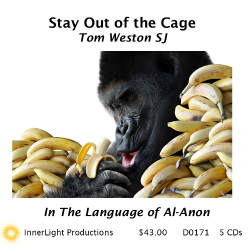 Stay Out Of The Cage with Father Tom W.