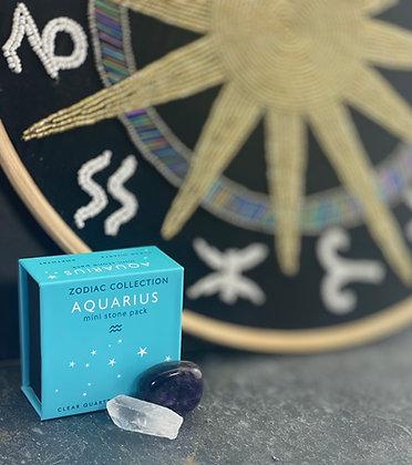 Aquarius Stone Mini Pack