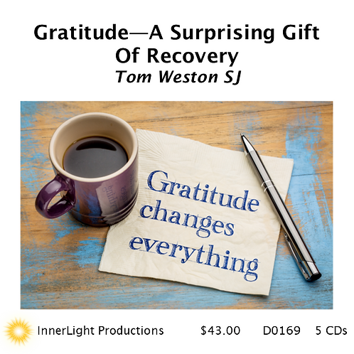 Gratitude - A Surprising Gift of Recovery