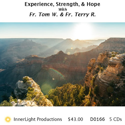 Experience Strength and Hope with Fr Terry and Fr Tom