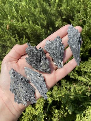 Black Kyanite (1 Piece)