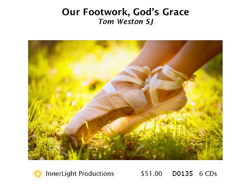 Our Footwork, God's Grace - Father Tom