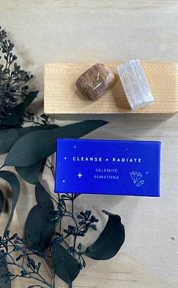 Cleanse & Radiate Mini Energy Set