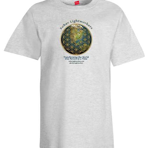 Sober Lightworkers T-shirt