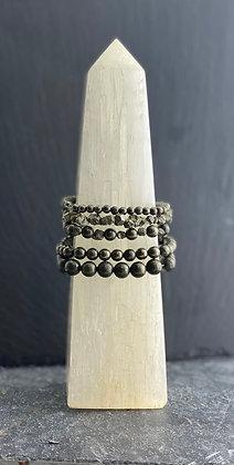 (1) Pyrite Bracelet