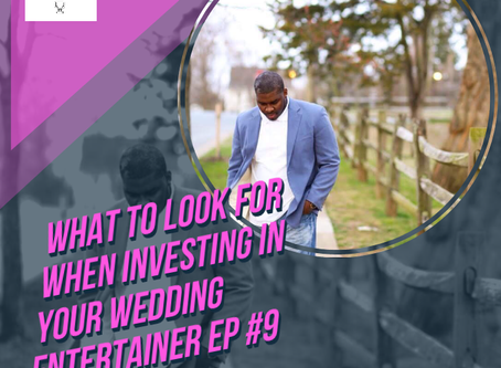 Wedding Workshop Podcast Episode #9 Investing In The Entertainment for Your Wedding