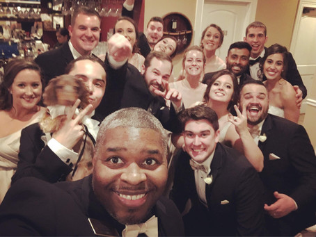 Brandy & Zach's Wedding Highlights at Crosskeys Vineyard 12/31/18