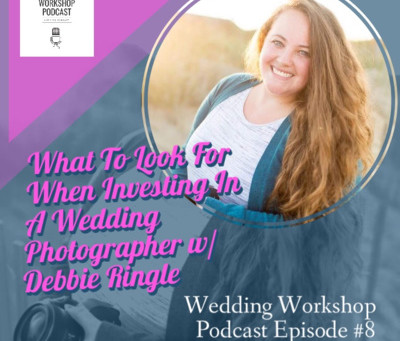 What To Look For When Investing In A Wedding Photographer