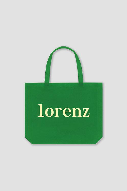 Lorenz Cotton Twill Tote