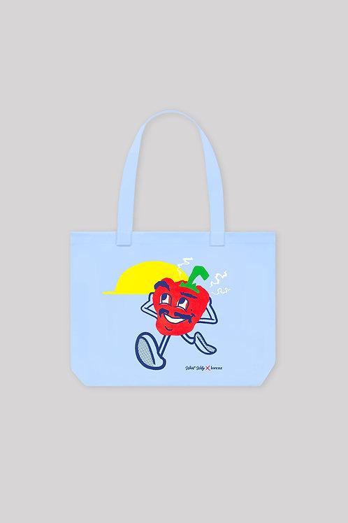 W.W x lorenz Tote Bag