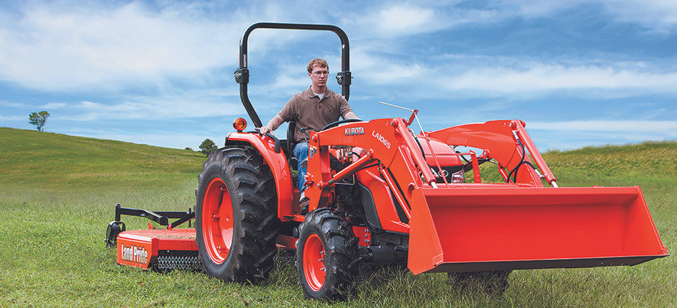 kubota economy utility tractor