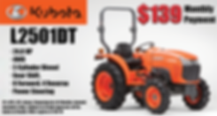 Kubota  L2501 deal.png