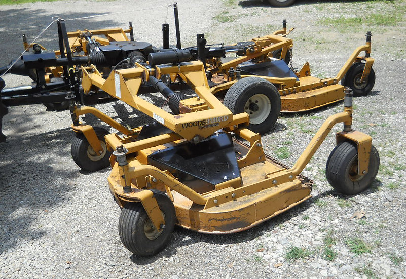 Woods TBW180 13' Turf Batwing Mower