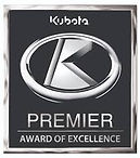 Kubota Premie Dealer Award