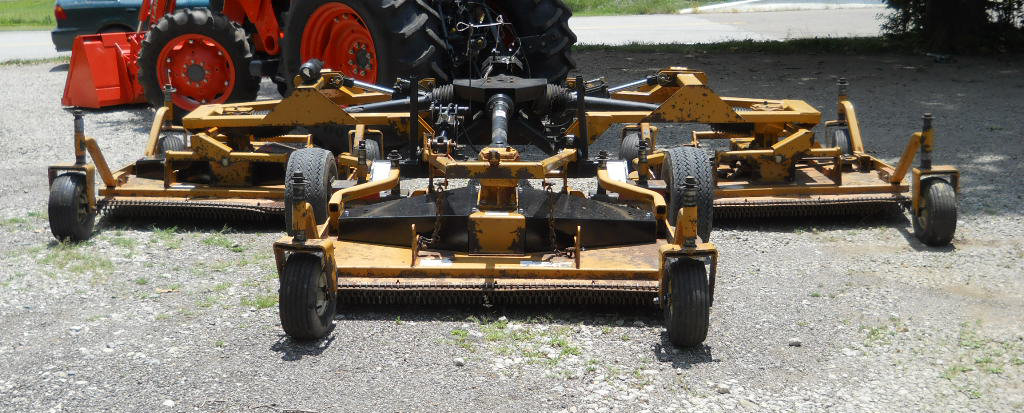 Woods TBW180 13' Turf Batwing Mower | allpowerequipment
