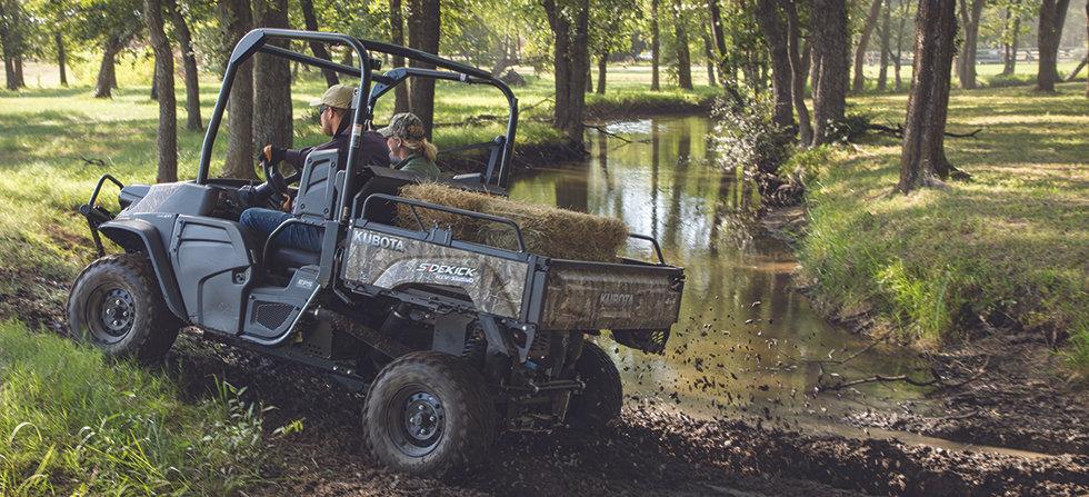 kubota sidekick 850 full size utlity vehicle utv rtv