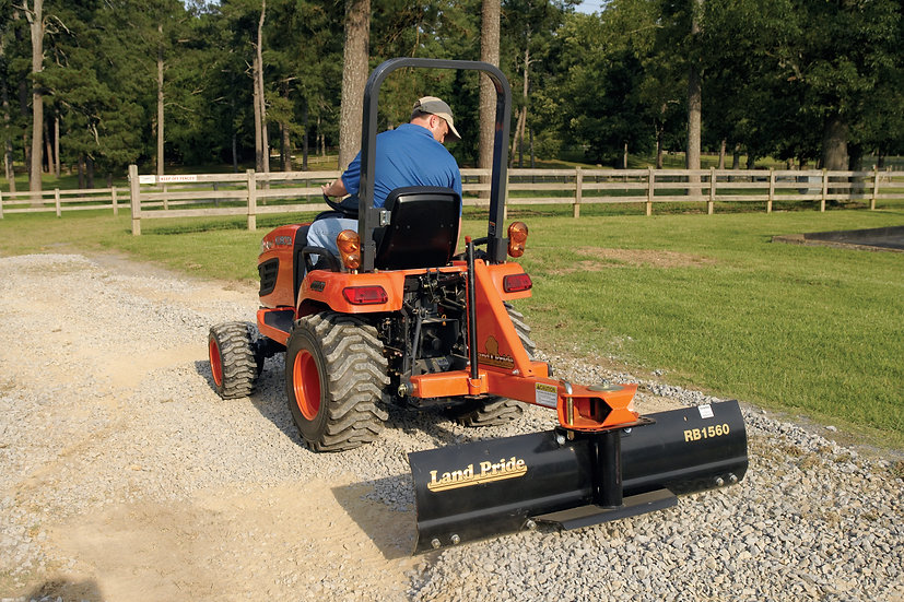 Land Pride RB1560
