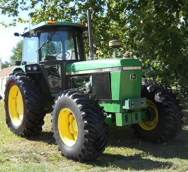John Deere 3150 Cab Tractor