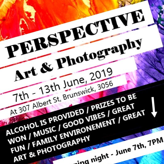 Perspective - Art and Photography Exhibition by Jack Freeman and Oliver Douglas.