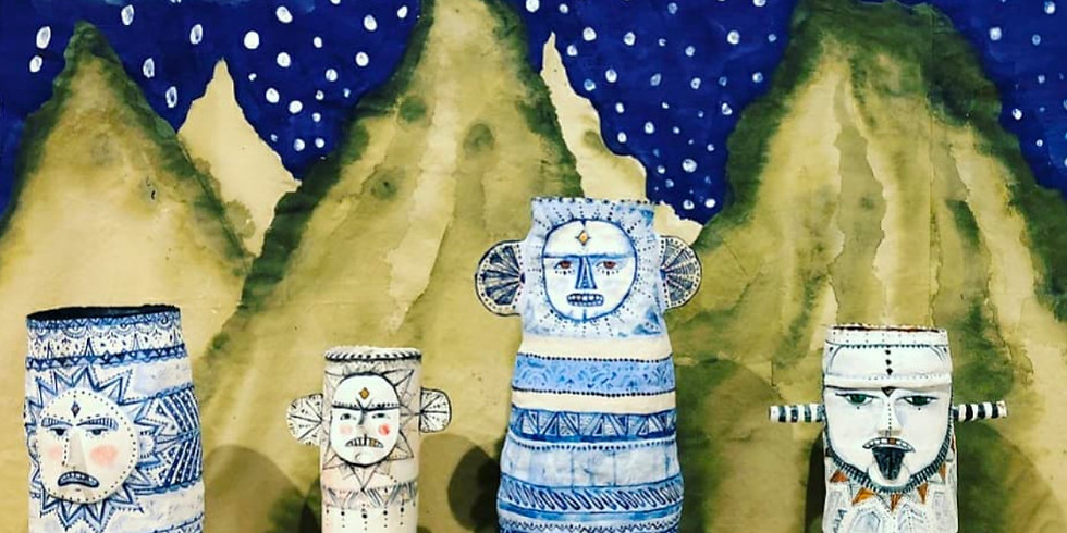 Clay Pest – Claybia, Bogus Ceramics and Pip Ryan