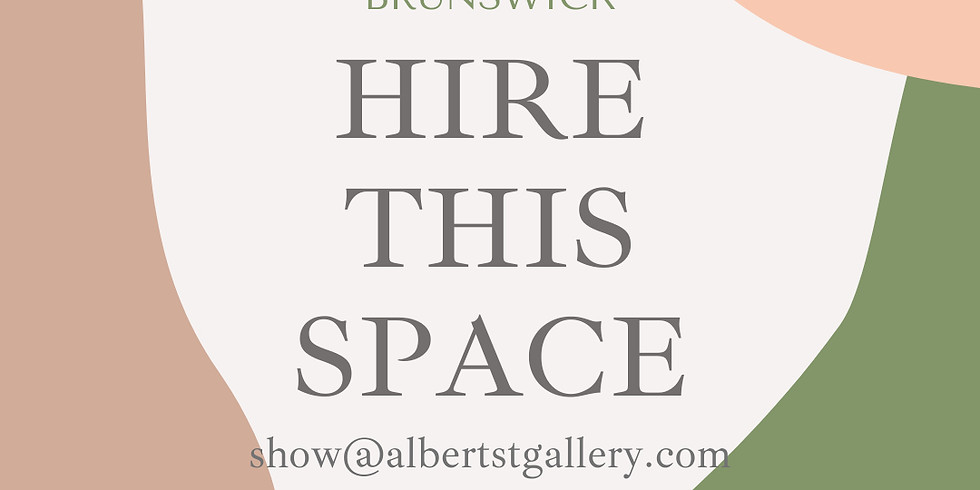 HIRE THIS SPACE