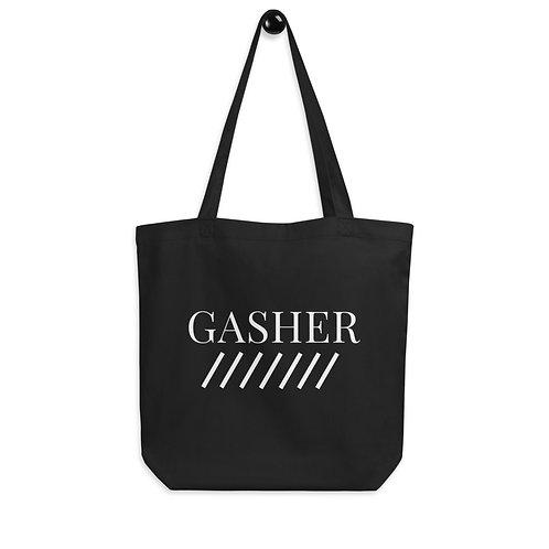 GASHER Eco Tote Bag (Black)