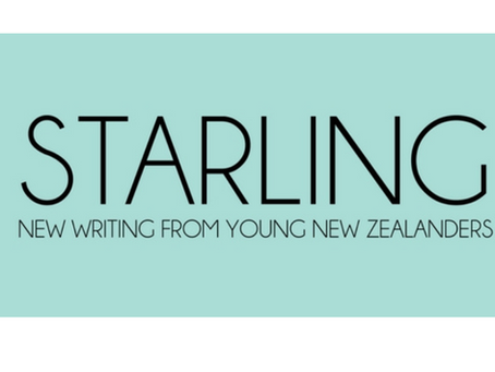 International Journal Spotlight: Starling (Aotearoa New Zealand)An Interview with Louise Wallace