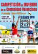 1ª Jornada de la competición de invierno de Voley playa