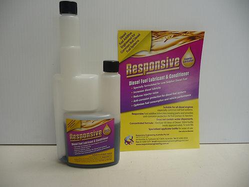 Responsive Diesel Fuel Lubricant